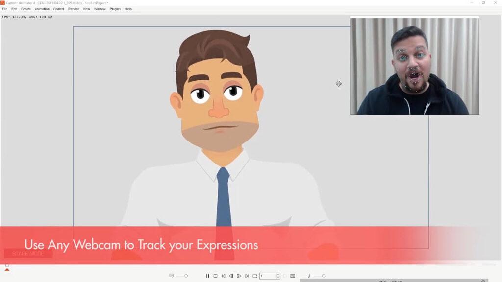 معرفی نرم افزار Cartoon Animator